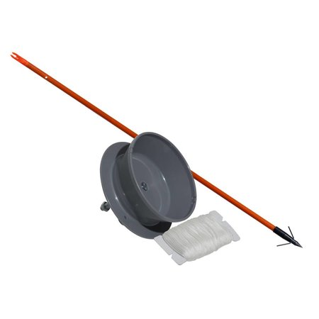 OCTOBER MOUNTAIN PRODUCTS RAIDER PRO FISHING PKG