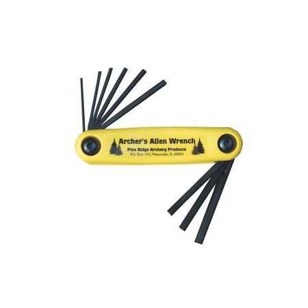 TOOLS ALLEN WRENCH SMALL SET