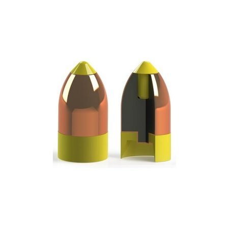 POWERBELT POWERBELT COPPER AEROTIP 225 GRAIN .45 CAL