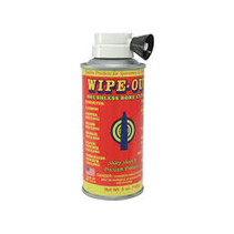 WIPE OUT BRUSHLESS FOAMING BORE CLEANER 5 OZ