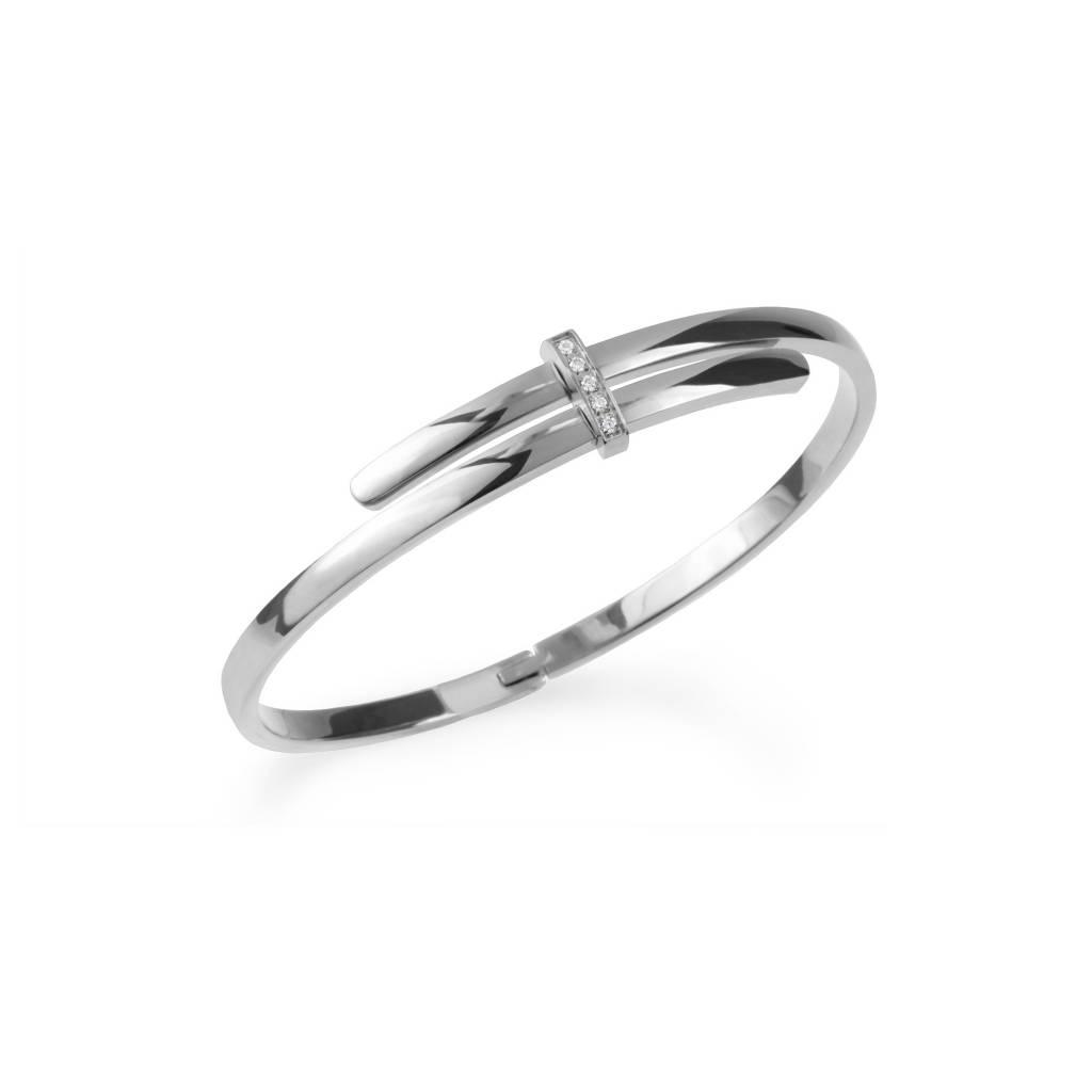 Bracelet - Acier Inox Argent-1
