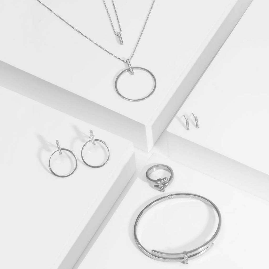 Bracelet - Acier Inox Argent-5