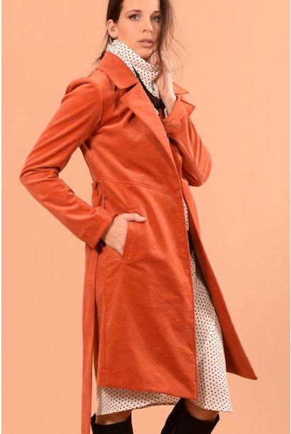 Phoebe Cord Orange