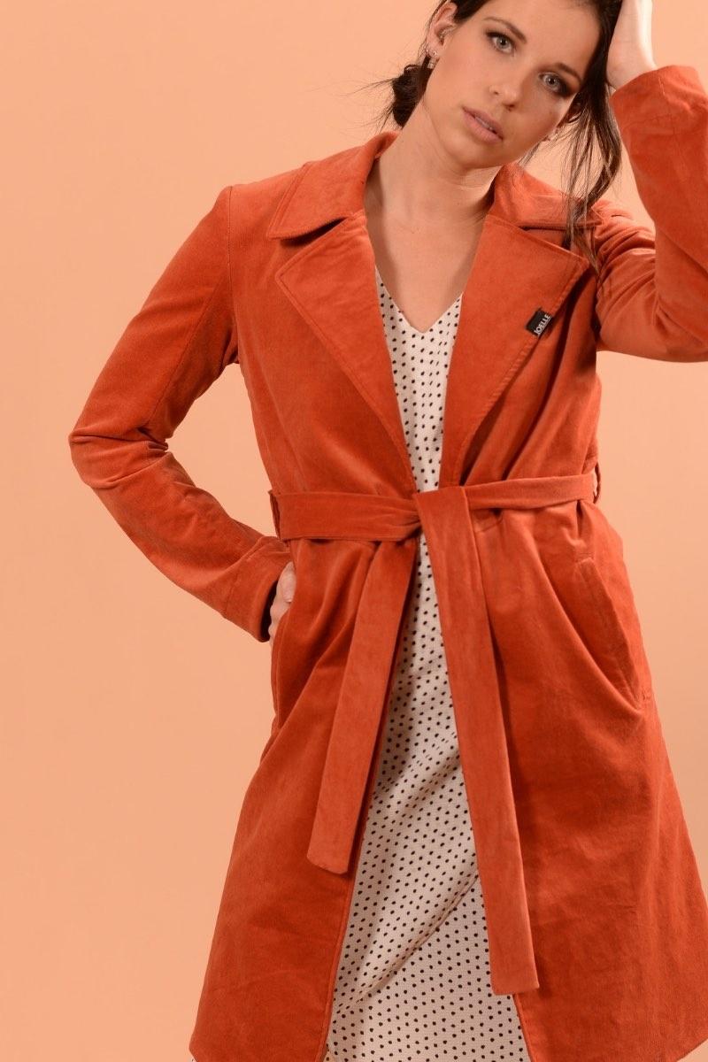 Phoebe Cord Orange-4