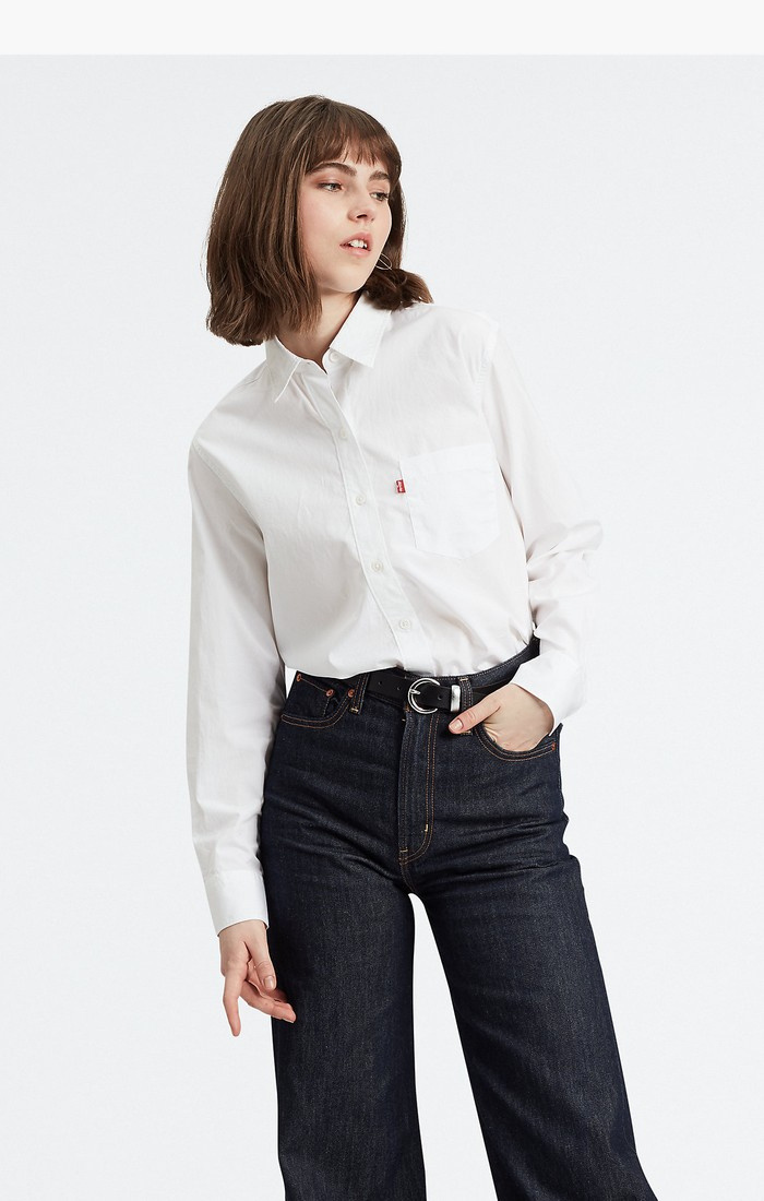 The Ultimate Bf Shirt - White-2