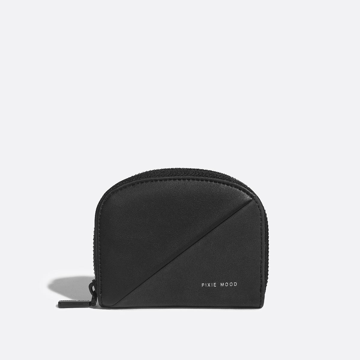 Ida Card Case - Black-1