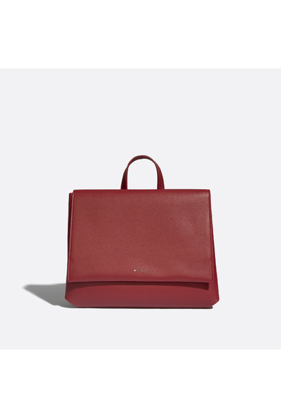 Janice Convertible Bag - Red