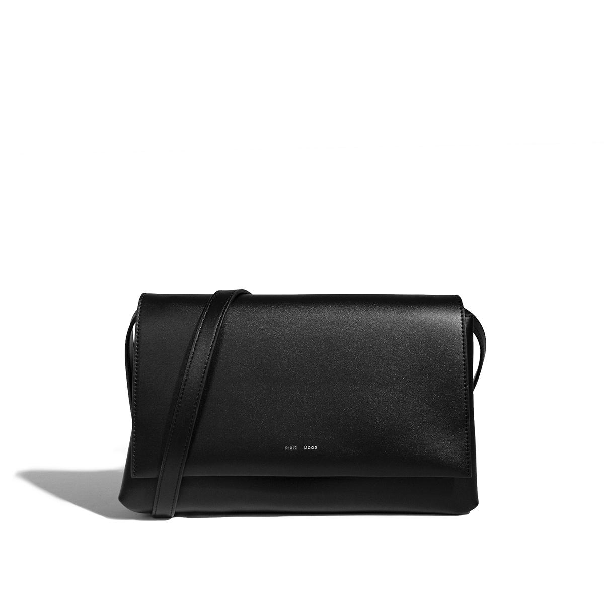 Jodith Crossbody Bag - Black-2