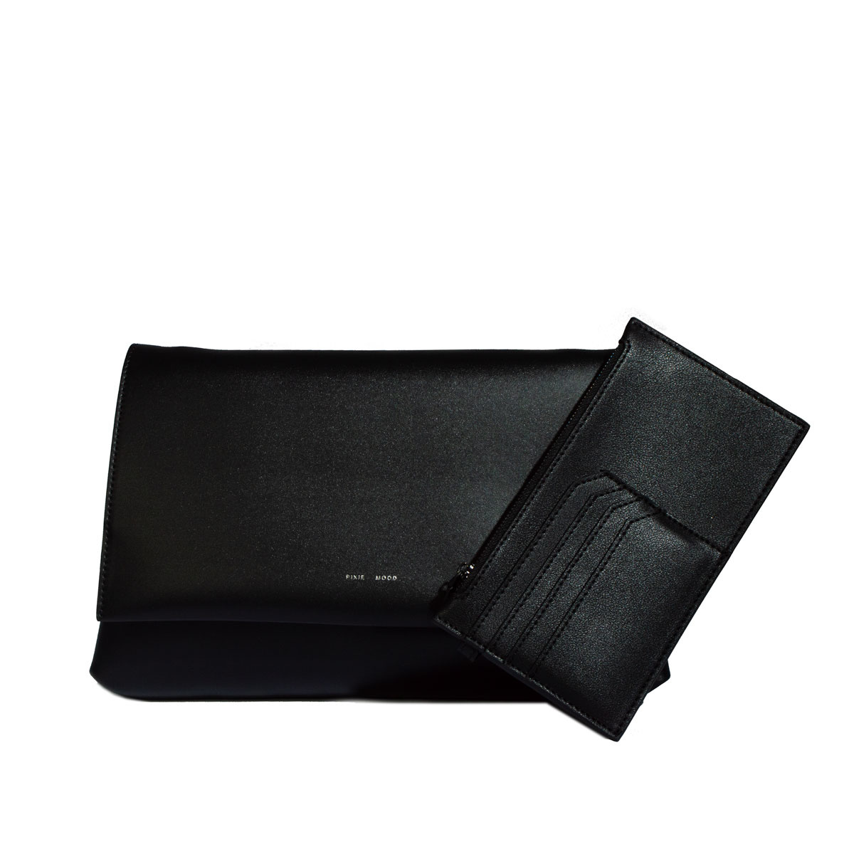 Jodith Crossbody Bag - Black-5