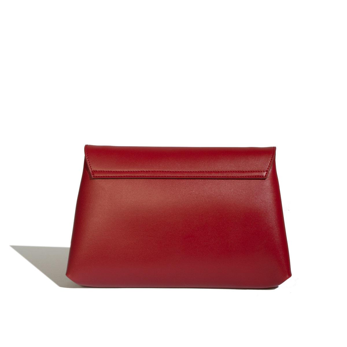 Jodith Crossbody Bag - Red-4