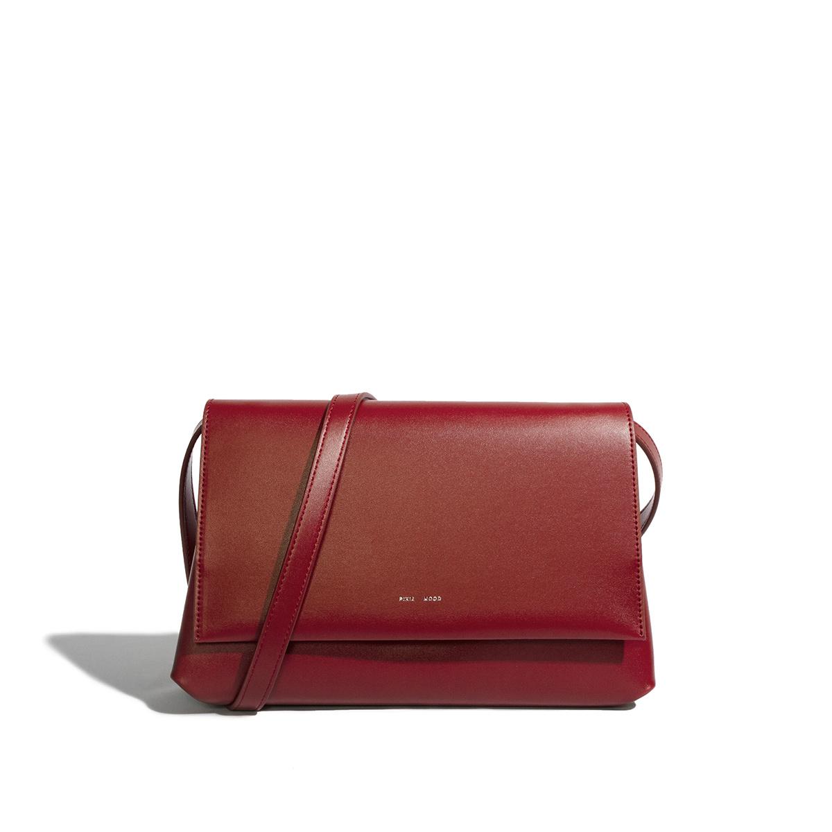 Jodith Crossbody Bag - Red-2