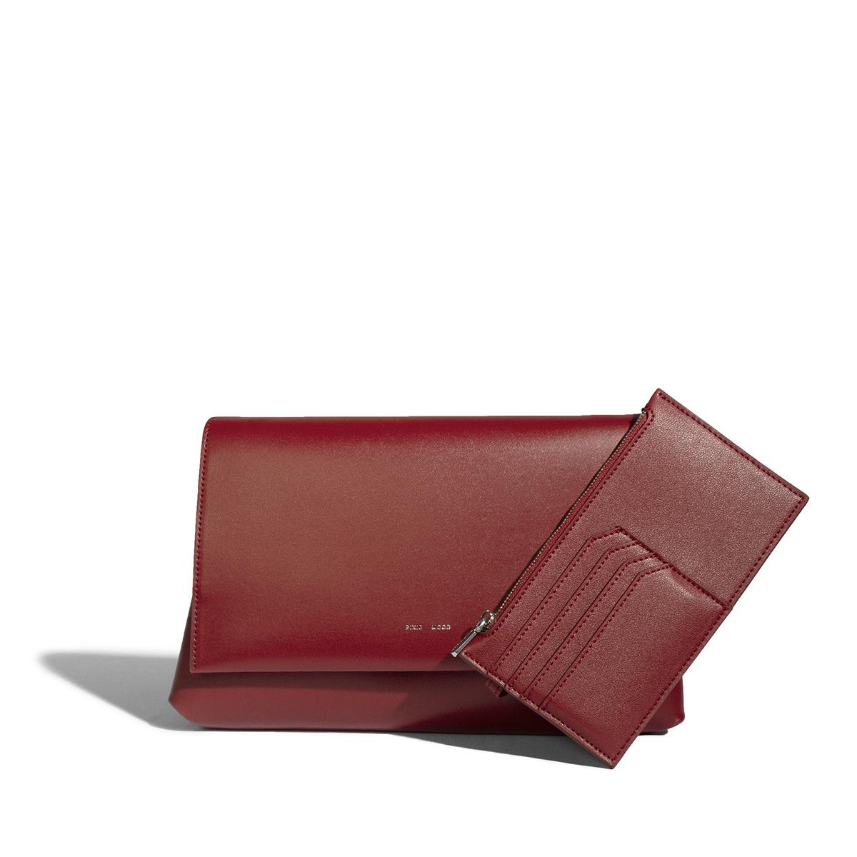 Jodith Crossbody Bag - Red-3