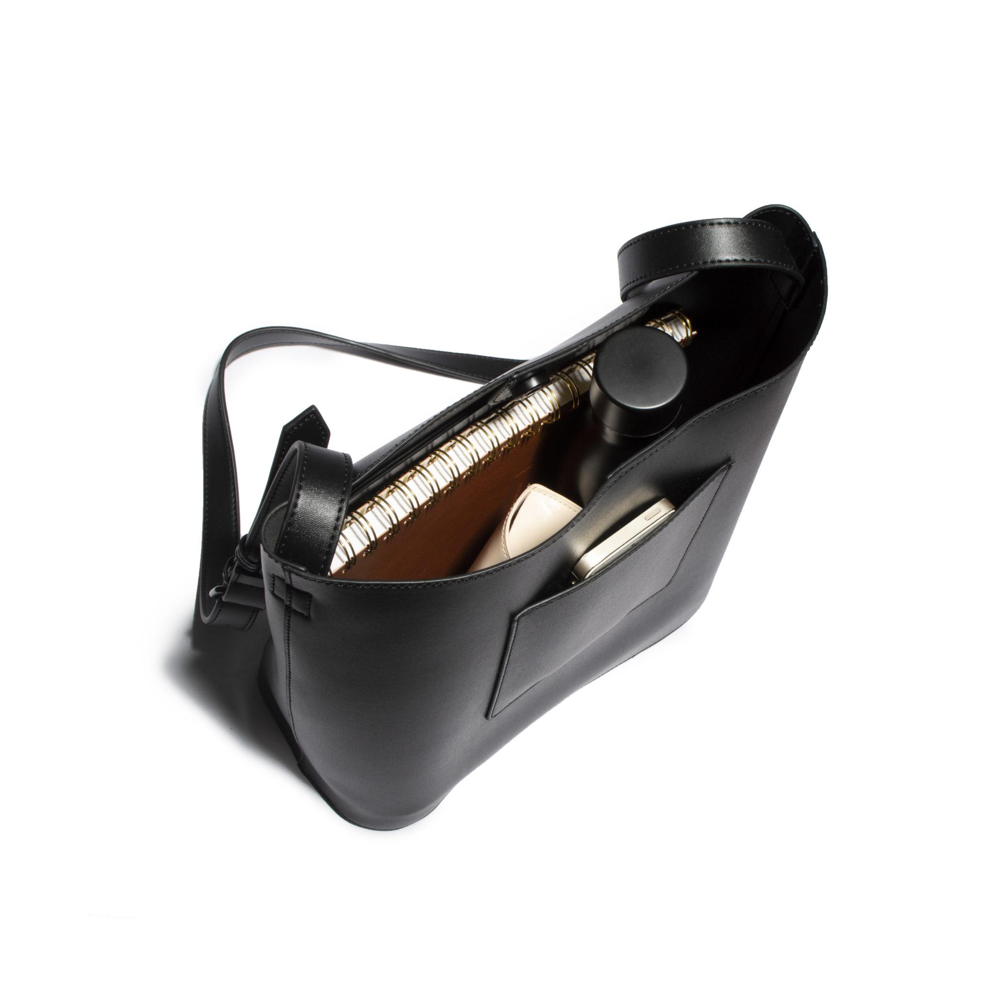 Trisha Crossbody Bag - Black-4