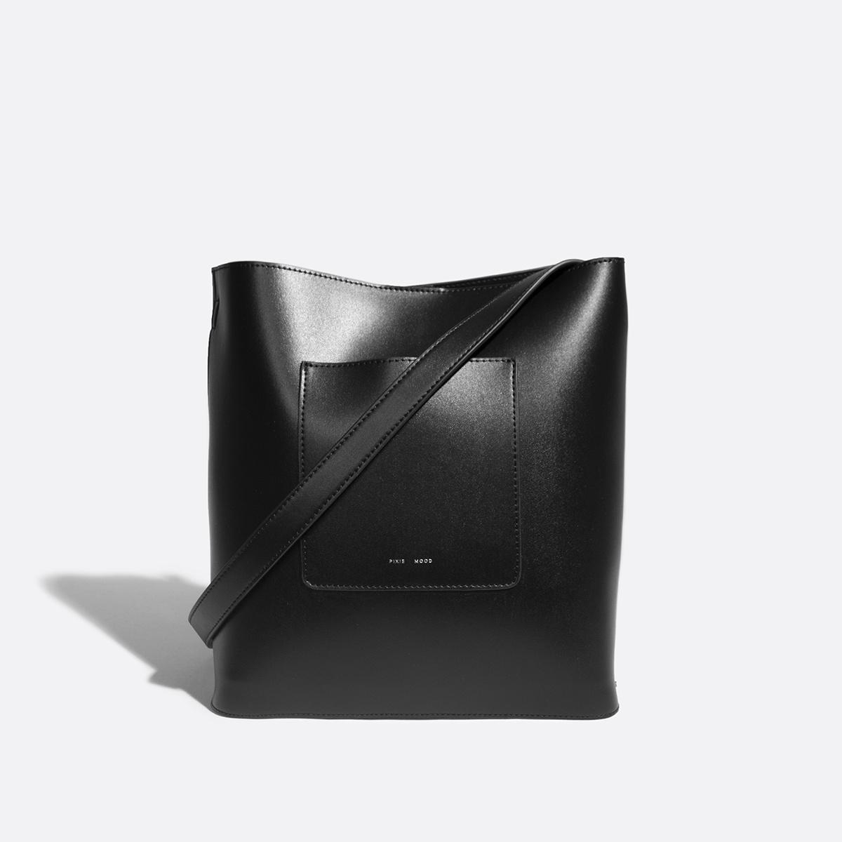 Trisha Crossbody Bag - Black-1