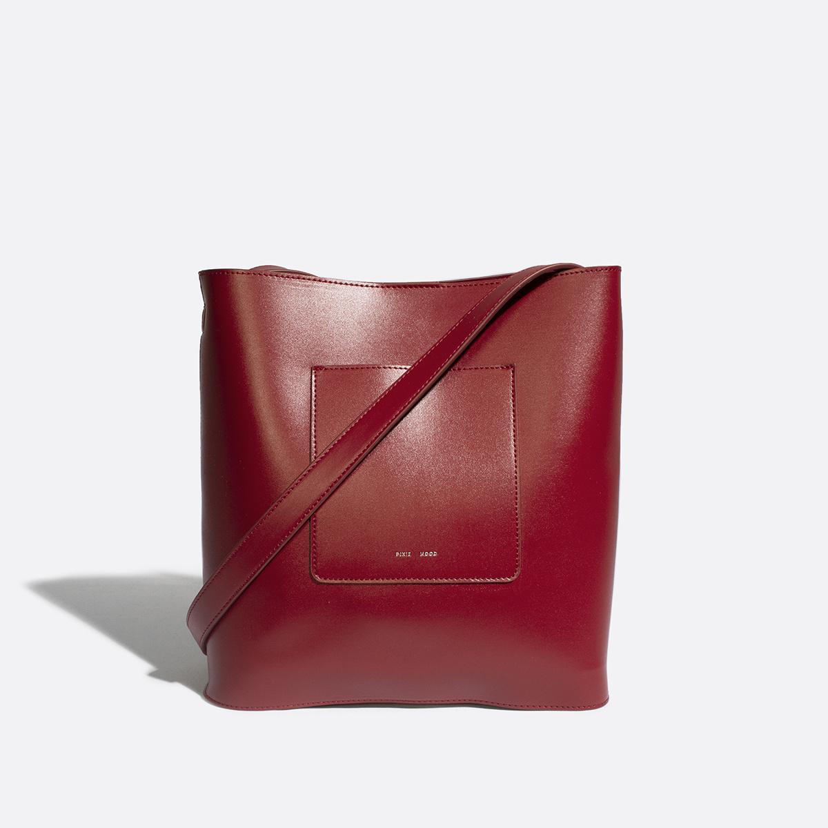 Trisha Crossbody Bag - Red-1