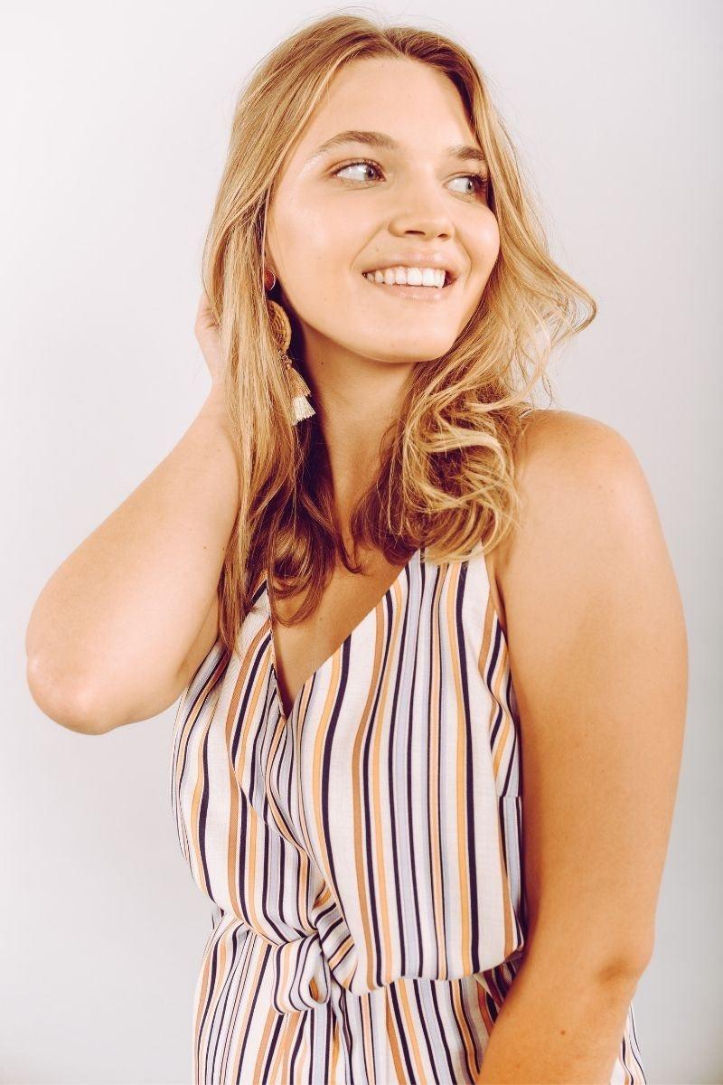 Guccia Rayé Multi-2
