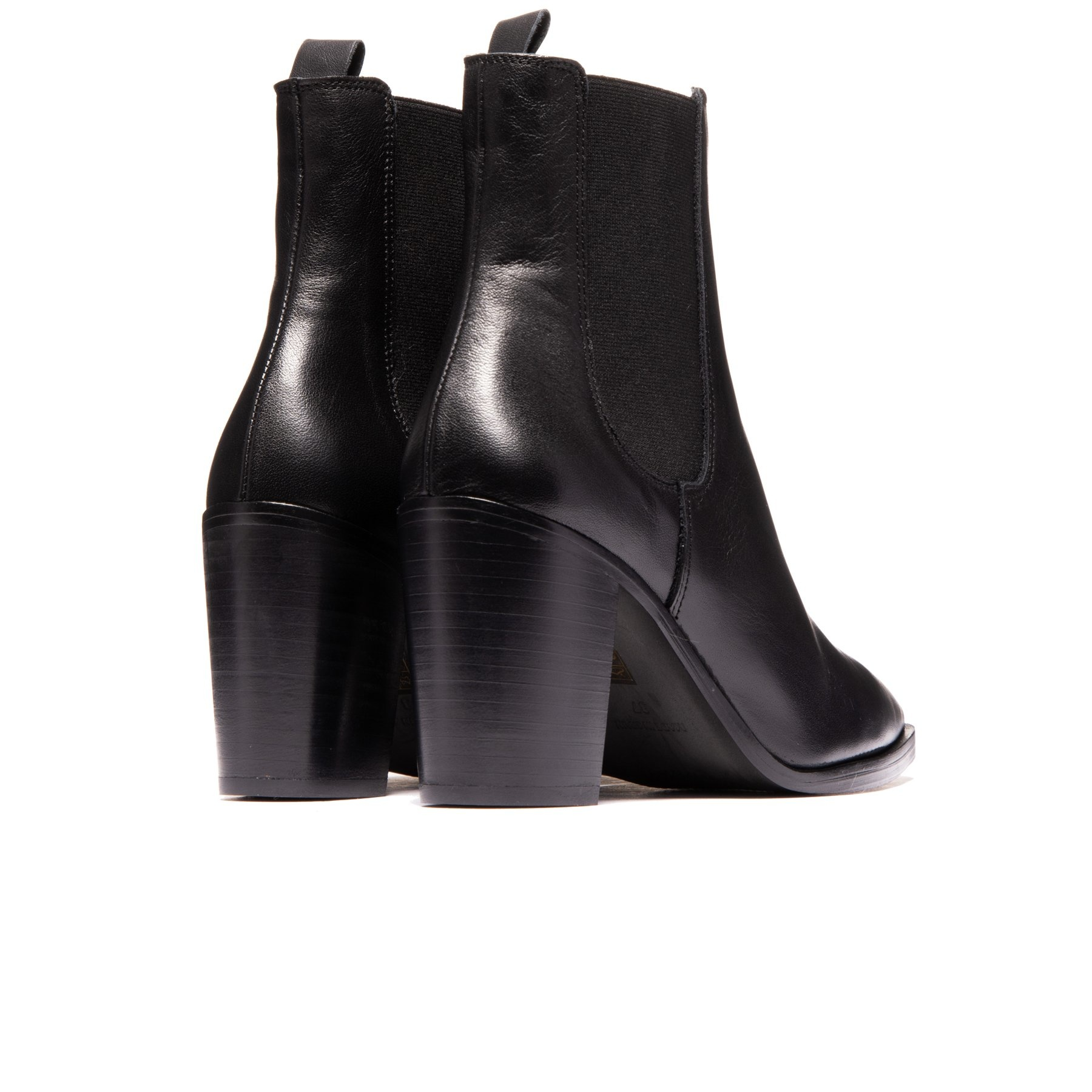 Salvadore Black Leather-4