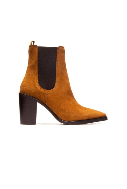 Salvadore Tan Suede