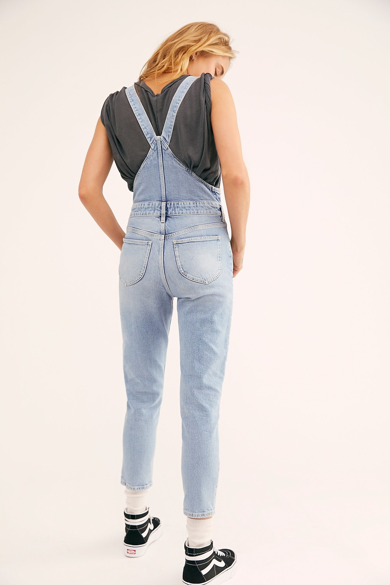 Shelby Overall Denim Blue-4