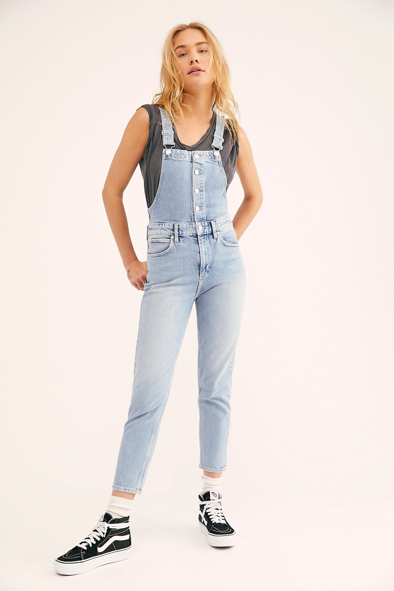 Shelby Overall Denim Blue-1