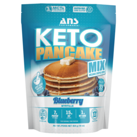 ANS Blueberry Pancake Mix