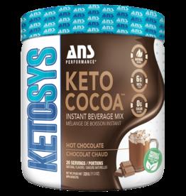 ANS Keto Cocoa Hot Choc 20 serve