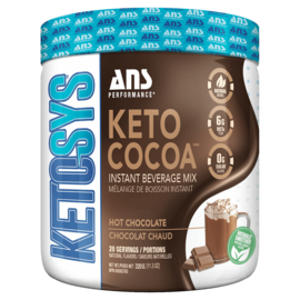 ANS Keto Cocoa Hot Choc 20 serve