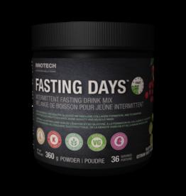 Fasting Days 36 serving tub Raspberry Lime