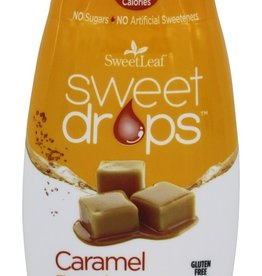 Sweet Leaf Sweet Drops Caramel