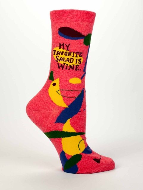 My Favorite Salad Women's Socks