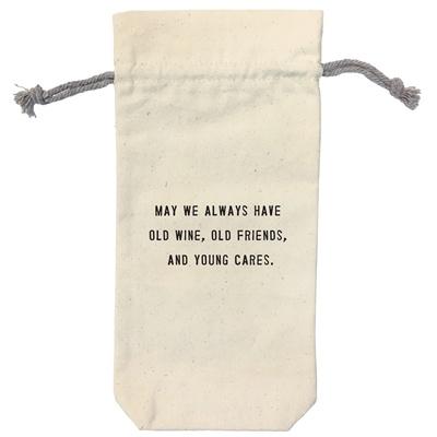 Wine Bag - May We Always Have