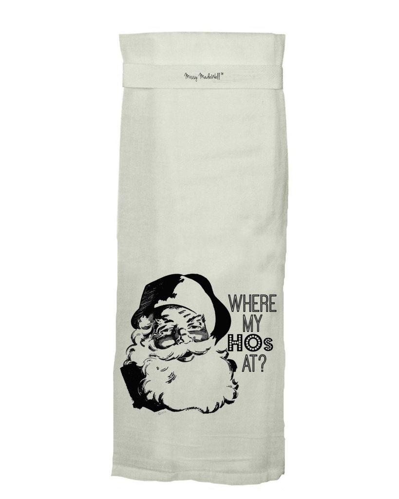 Flour Sack Kitch Towel - Wheres My HOs