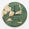 """Cape Cod & Islands Clock 12"""""""