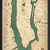 "Manhattan Tray 22"" x 21"" x 14"""