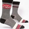 Certified Pain In The Ass Men's Socks