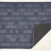 "Chilewich Scout Floormat - Midnight 35"" x 48"""