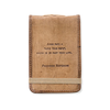 "Leather Journal Mini - Friedrich Nietzsche 4"" x 6"""