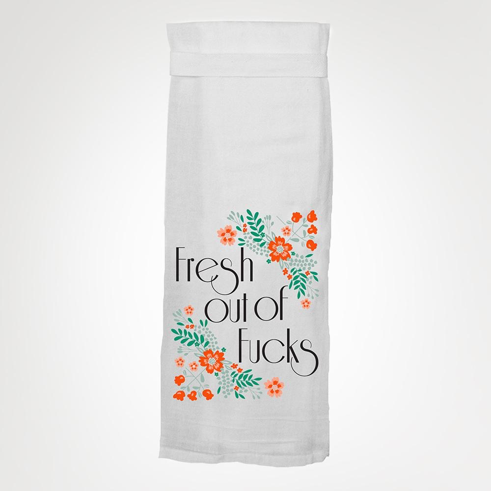 Flour Sack Kitch Towel - Fresh Out