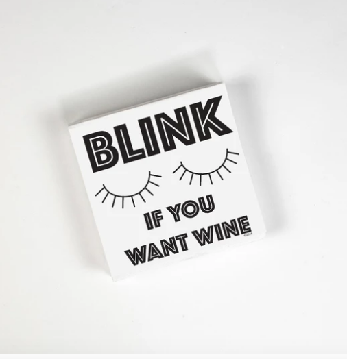 Cocktail Napkins - Blink Way 20 Ct/3 Ply