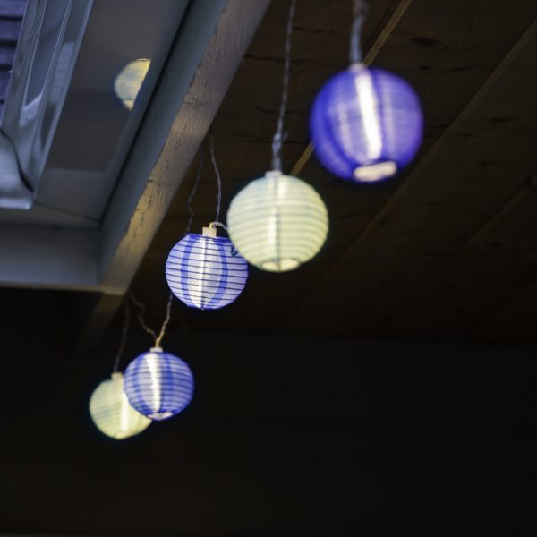 String Lights - Watery Blues 10 pc.