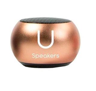 U Mini Speaker - Rose Gold