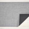 "Chilewich Basketweave Floormat - Shadow 46"" x 72"""
