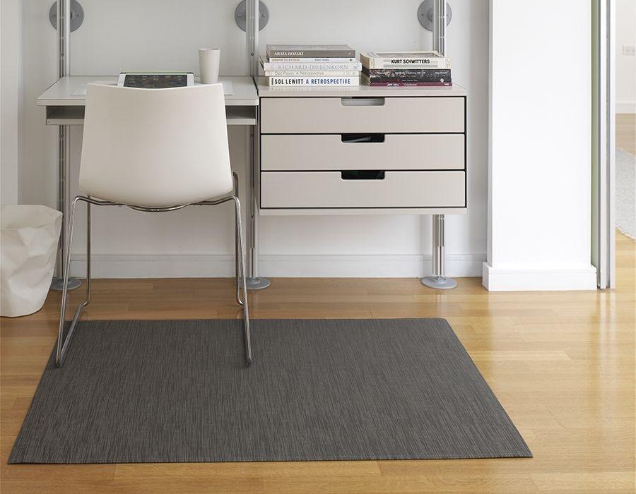 """Chilewich Reed Floormat - Sandbar 35"""" x 48"""""""