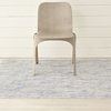 "Chilewich Mosaic Floormat - Blue 72"" x 106"""