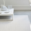 """Chilewich Bamboo Floormat - Coconut 72"""" x 106"""""""