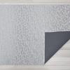 """Chilewich Prism Floormat - Silver 23' x 36"""""""