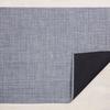 """Chilewich Thatch Floormat - Rain 23"""" x 36"""""""