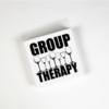 Cocktail Napkins - Group Therapy 20 Ct/3 Ply