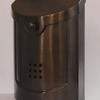 Contemporary Mailbox Bronze