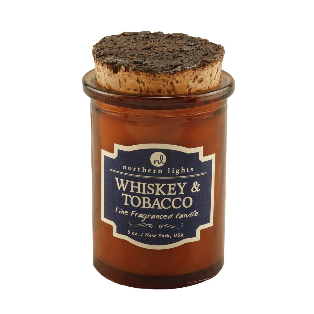 Spirit Jars - Whiskey & Tobacco 5oz